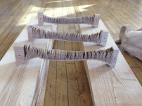 How to bend wood: the art of kerf-bending
