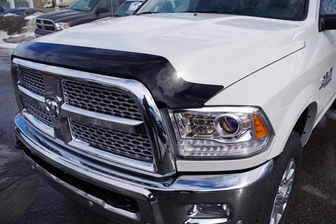 FormFit Textured Tough Guard Hood Protector 2010-2018 Dodge Ram 2500 3500