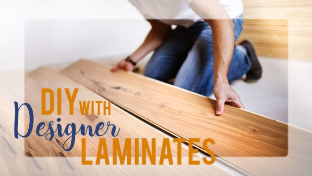 DIY  Do It Yourself  with Designer Laminates   Formica India DIY with Designer Laminates