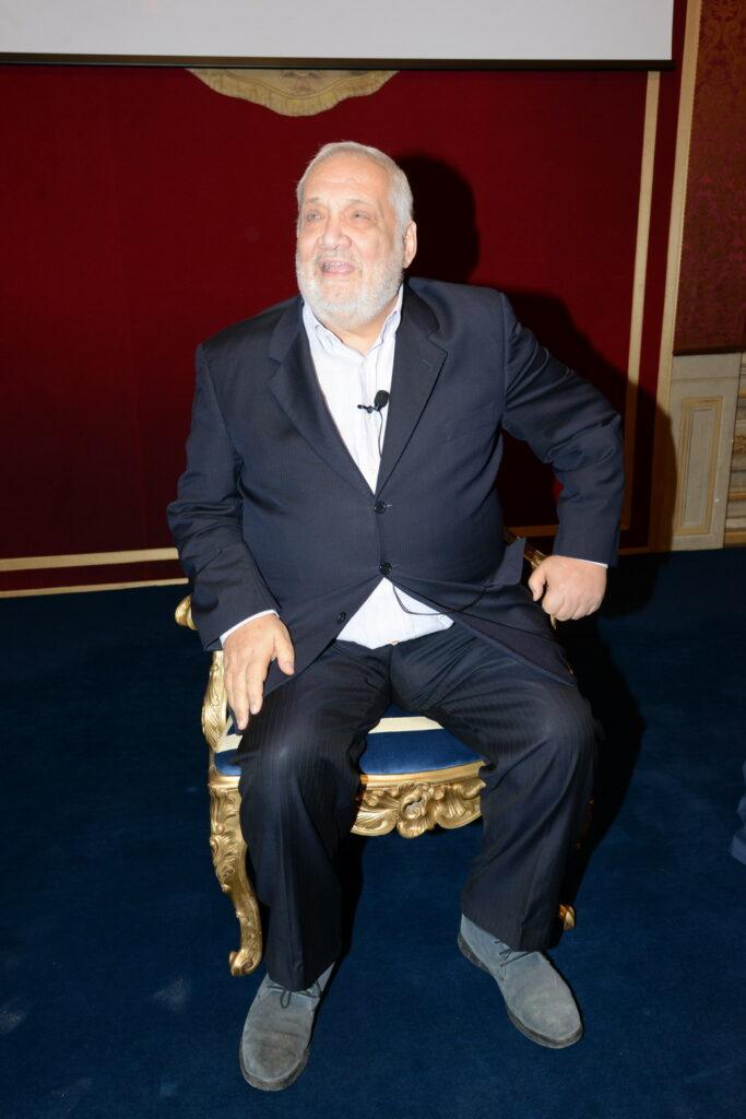 Chi Umberto Pizzi Ha Visto Alla Festa Per I 60 Anni Di