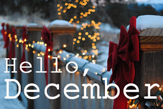 Inspire Magazine Online - UK Fashion, Beauty and Lifestyle Blog: Hello December;  Here's Looking At You; Mhairi McFarlane; The Maine; Saving Mr Banks; Anchorman; Christmas