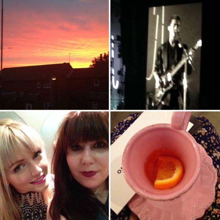 Inspire Magazine Online - UK Fashion, Beauty & Lifestyle blog   Lifestyle // A new job, new friends & last minute band related plans; Inspire Magazine; Inspire Magazine Online; Arctic Monkeys; Alex Turner; Ong-Oaj