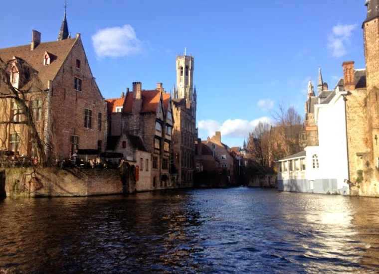 Inspire Magazine Online - UK Fashion, Beauty & Lifestyle blog | Travel // My Top Tips for Long Weekends Away; Bruges; Inspire Magazine; Inspire Magazine Online; Travel