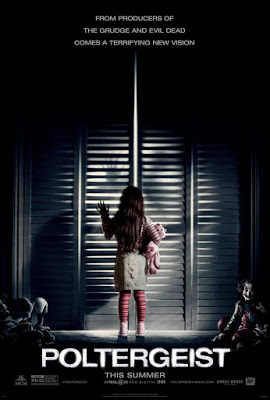 Inspire Magazine Online - UK Fashion, Beauty & Lifestyle blog | Movie Review | Poltergeist 2015; Inspire Magazine; Inspire Magazine Online; Poltergeist; Poltergeist remake; Poltergeist 2015; Poltergeist review; Poltergeist remake review; Poltergeist 2015 review; horror movie review;