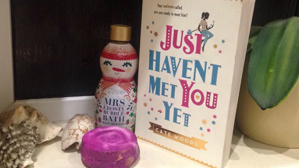 Formidable Joy   UK Fashion, Beauty & Lifestyle Blog   Book Review   Just Haven't Met You Yet by Cate Woods; Formidable Joy; Formidable Joy Blog; Book Review; Just Haven't Met You Yet; Cate Woods