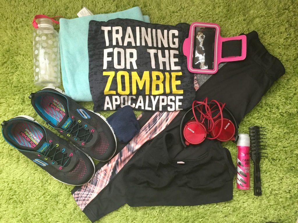 Formidable Joy - UK Fashion, Beauty & Lifestyle Blog | Fitness | In which I revisit Zombies, Run! | Formidable Joy | Formidable Joy Blog | Zombies, Run! | Zombies, Run! app | Fitness