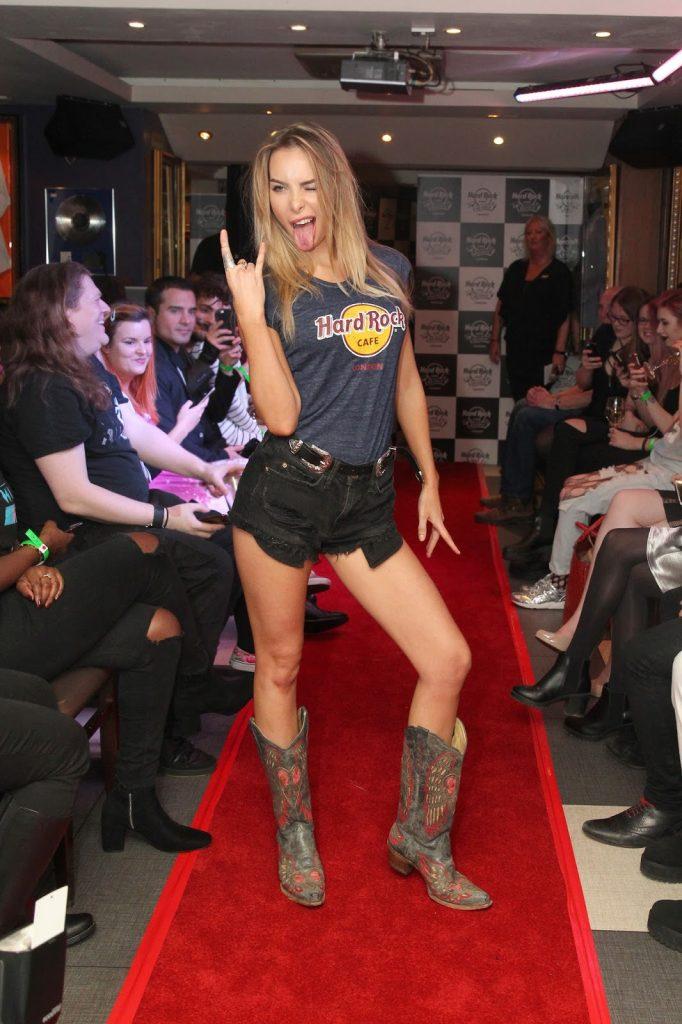 Formidable Joy   Formidable Joy Blog   Fashion   Hard Rock Fashion Show   Hard Rock   Hard Rock Cafe   London Fashion Week   LFW