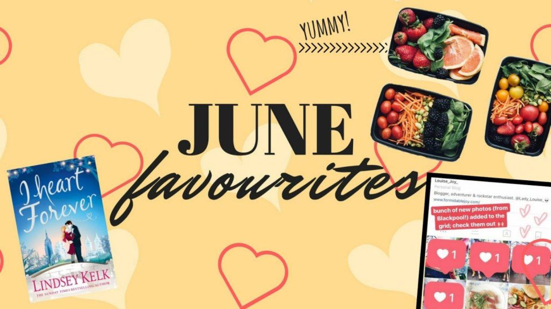 Formidable Joy   Lifestyle   June Favourites   Buzzfeed Meal Plan   Buzzfeed   Instagram Stories   I Heart Forever   Lindsey Kelk   Bloglovin'