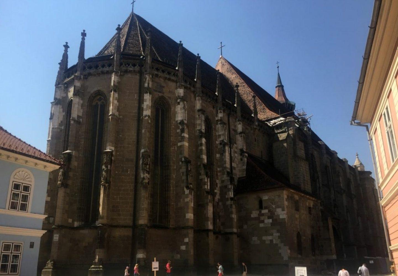 Formidable Joy - UK Fashion, Beauty & Lifestyle Blog | Formidable Joy | Travel | Romania | Brasov | The Black Church