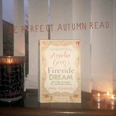 BOOK REVIEW // AMELIA GREY'S FIRESIDE DREAM