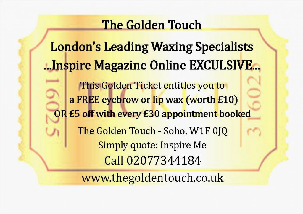Review Intimate Wax The Golden Touch Formidable Joy