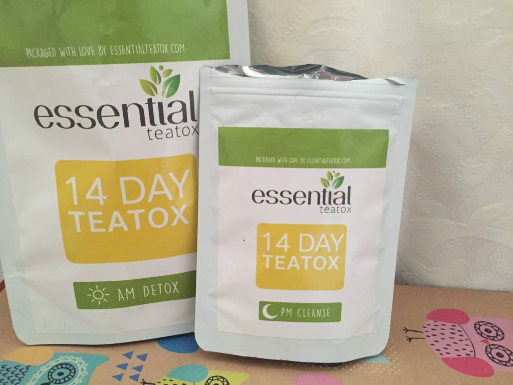 Formidable Joy | Formidable Joy Blog | Essential Teatox Review & Giveaway | Teatox | Teatox Review
