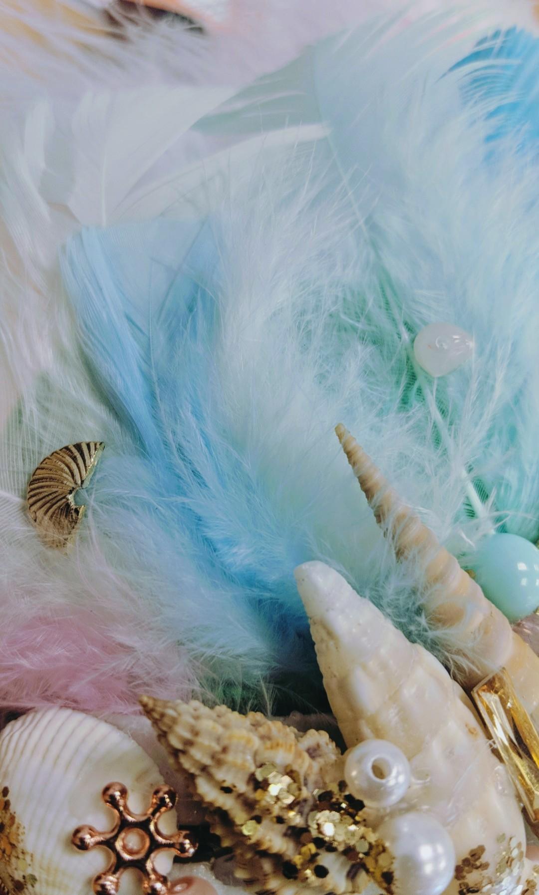Formidable Joy | Crafts | Mermaid Crown Tutorial | Fashion | Festival | Festival Fashion | Headpiece | Mermaid