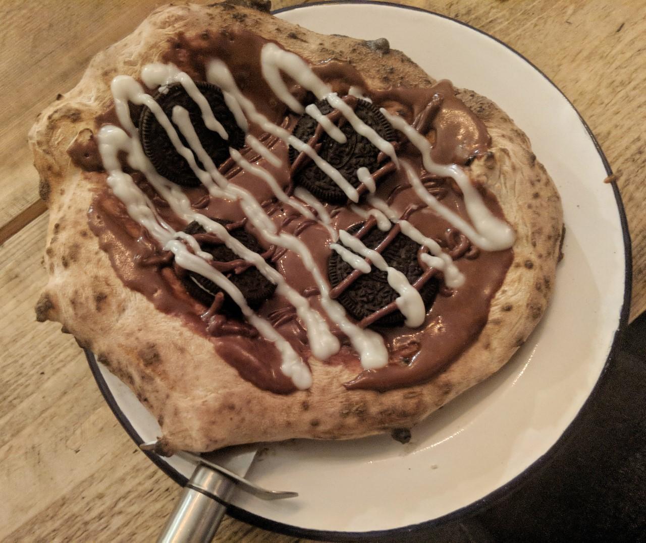Formidable Joy | Food | Purezza Camden | Purezza | Vegan | Italian | Pizza | Food Review