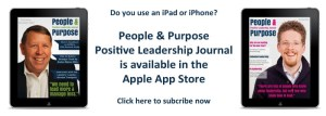 People and Purpose Journal Apple App