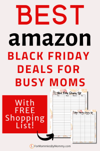 best black friday 2019 amazon deals for busy moms