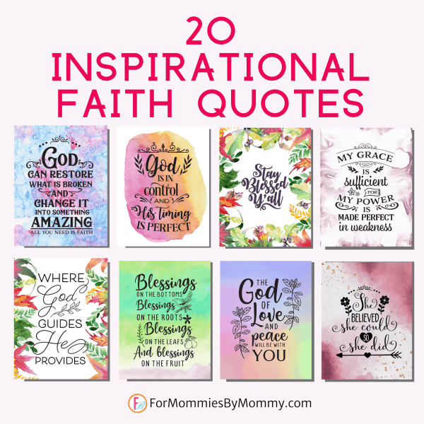 inspirational faith quotes. beautiful quotes and inspirational wallpapers