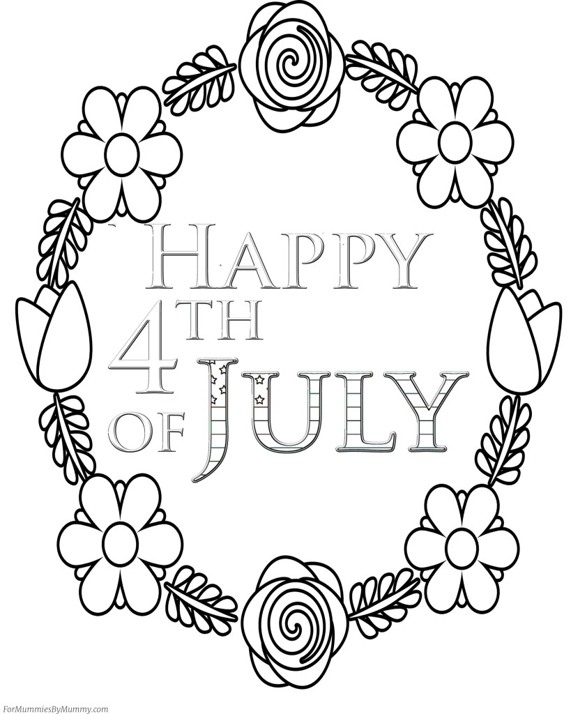 Independence Day Party Printables Bundle: 50+ 4th July Free Printables
