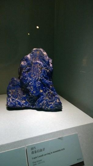 Mountain of Lapis Lazuli