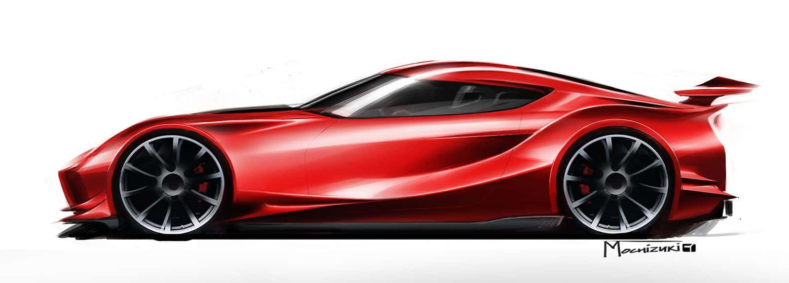Toyota Ft 1 >> Meet The Designers Behind The Toyota Ft 1 Concept Creation