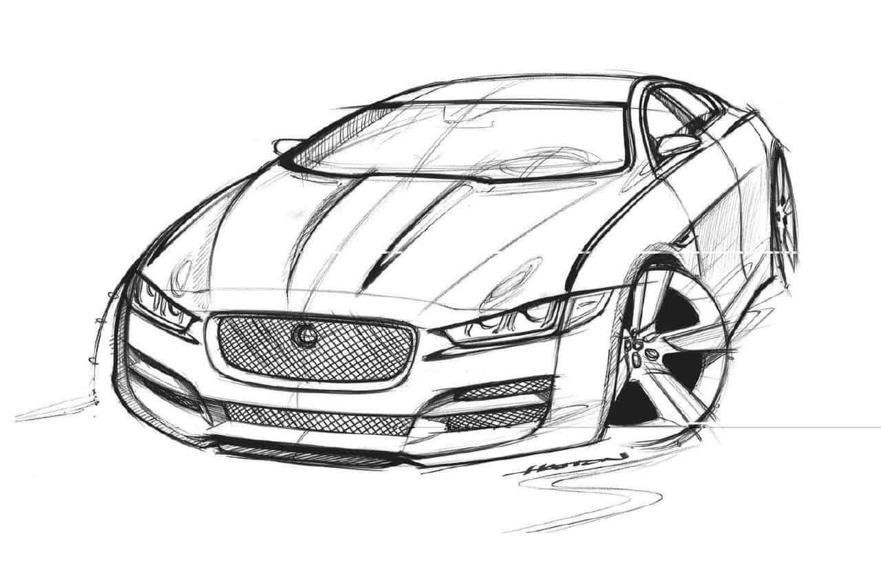 Jaguar Xe And Jaguar