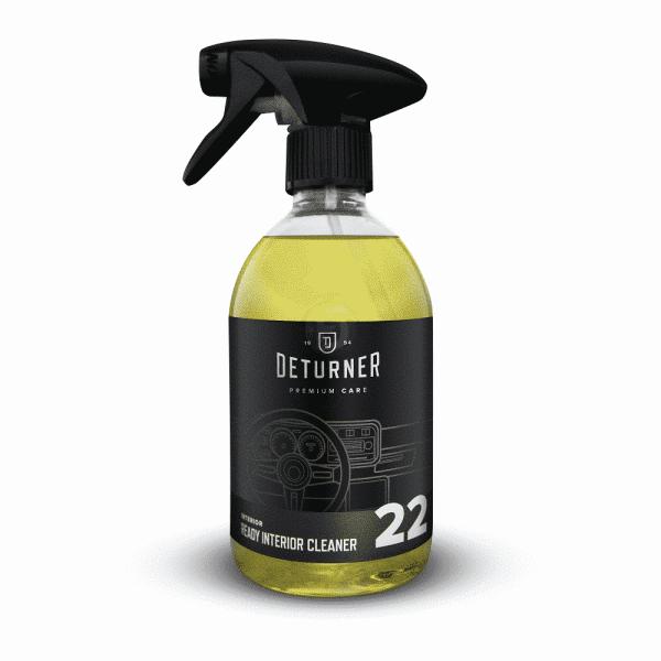 DETURNER - 22 READY INTERIOR CLEANER 500ml - FORMULA DETAILING