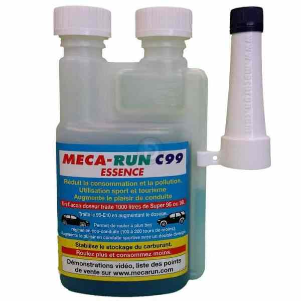 MECARUN C-99 ESSENCE 250ml - FORMULA DETAILING