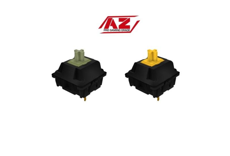 DAS KEYBOARD X40 switches