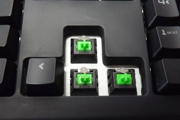 Razer Blackwidow Chroma Switch