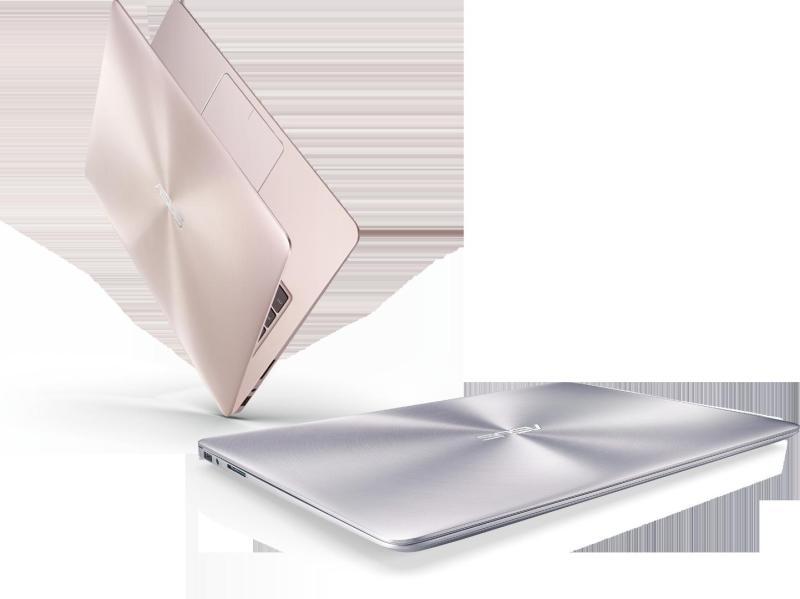 ASUS ZenBook UX330 Quart Grey Rose Gold