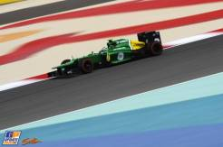 Heikki Kovalainen, Caterham F1 Team, CT03