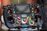 A Steering Wheel for the Sauber F1 Team C33