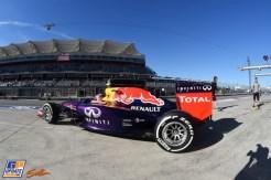 Daniel Ricciardo, Red Bull Racing, RB10