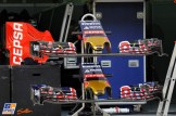 Front Wings for the Scuderia Toro Rosso STR10