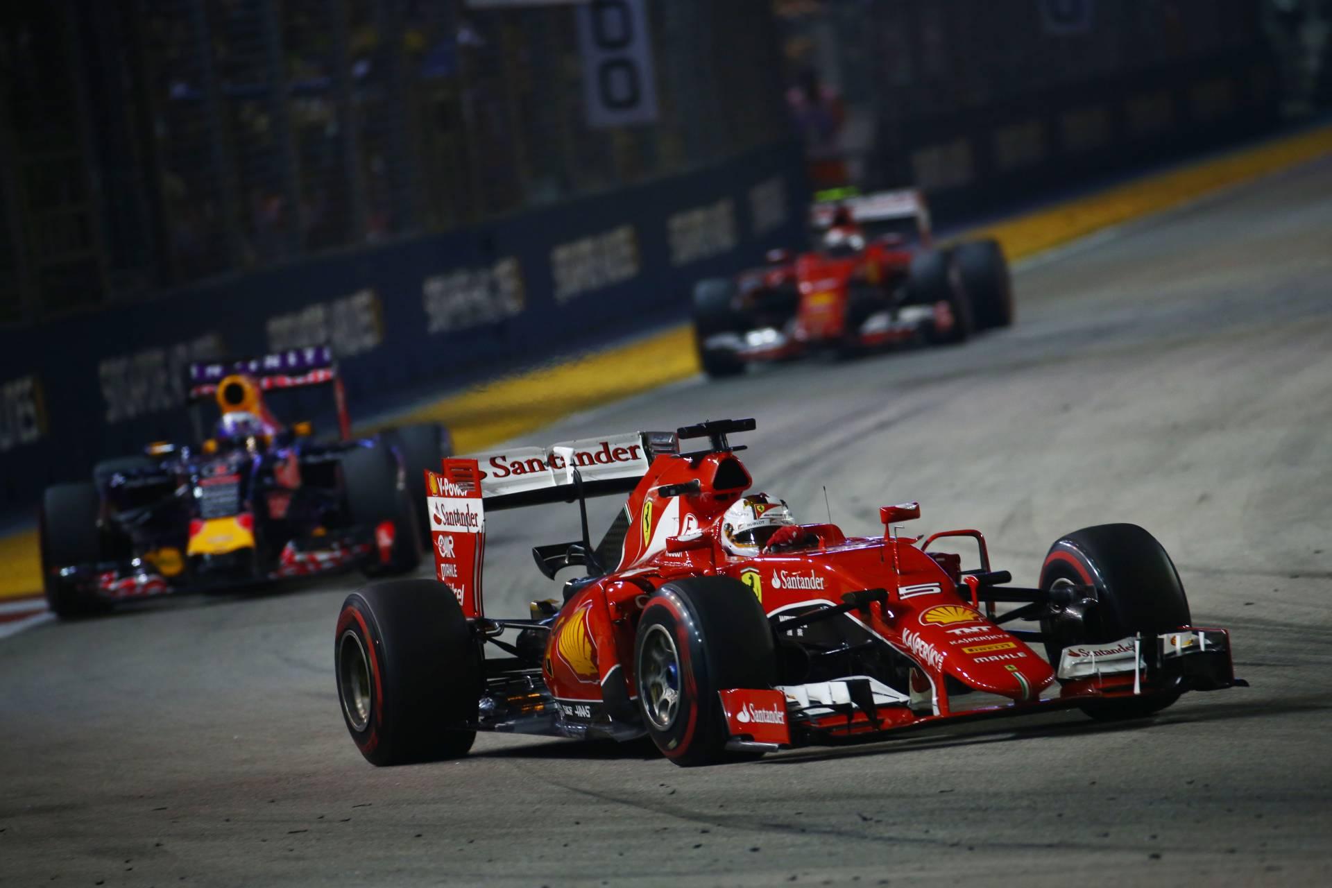 Wallpapers Singapore Grand Prix Of 2015 Marcos Formula