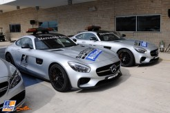 The FIA Formula 1 Mercedes-Benz Safety Cars