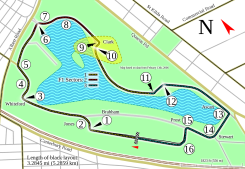 Melbourne Grand Prix Circuit