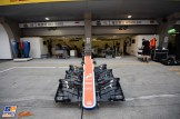 Front Wings for the Manor Racing Team MRT05