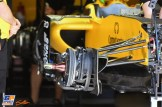 Detail of the Renault F1 Team RS16