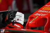 Detail of the Scuderia Ferrari SF16-H