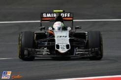 Alfonso Celis Jr., Force India F1 Team, VJM09