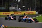 Esteban Ocon and Pascal Wehrlein, Manor Racing Team, MRT05