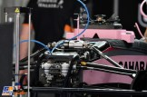 A Detail of the Force India F1 Team VJM10