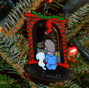 Little G Ornament