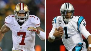 panthers 49ers