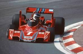 Carlos Reutemann(ARG) Brabham BT45, 4th place Spanish GP, Jarama 2 May 1976