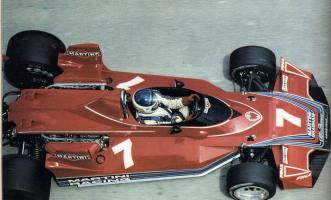 Carlos Reutemann - Brabham BT45 - 1976 - Spanish GP - Jarama