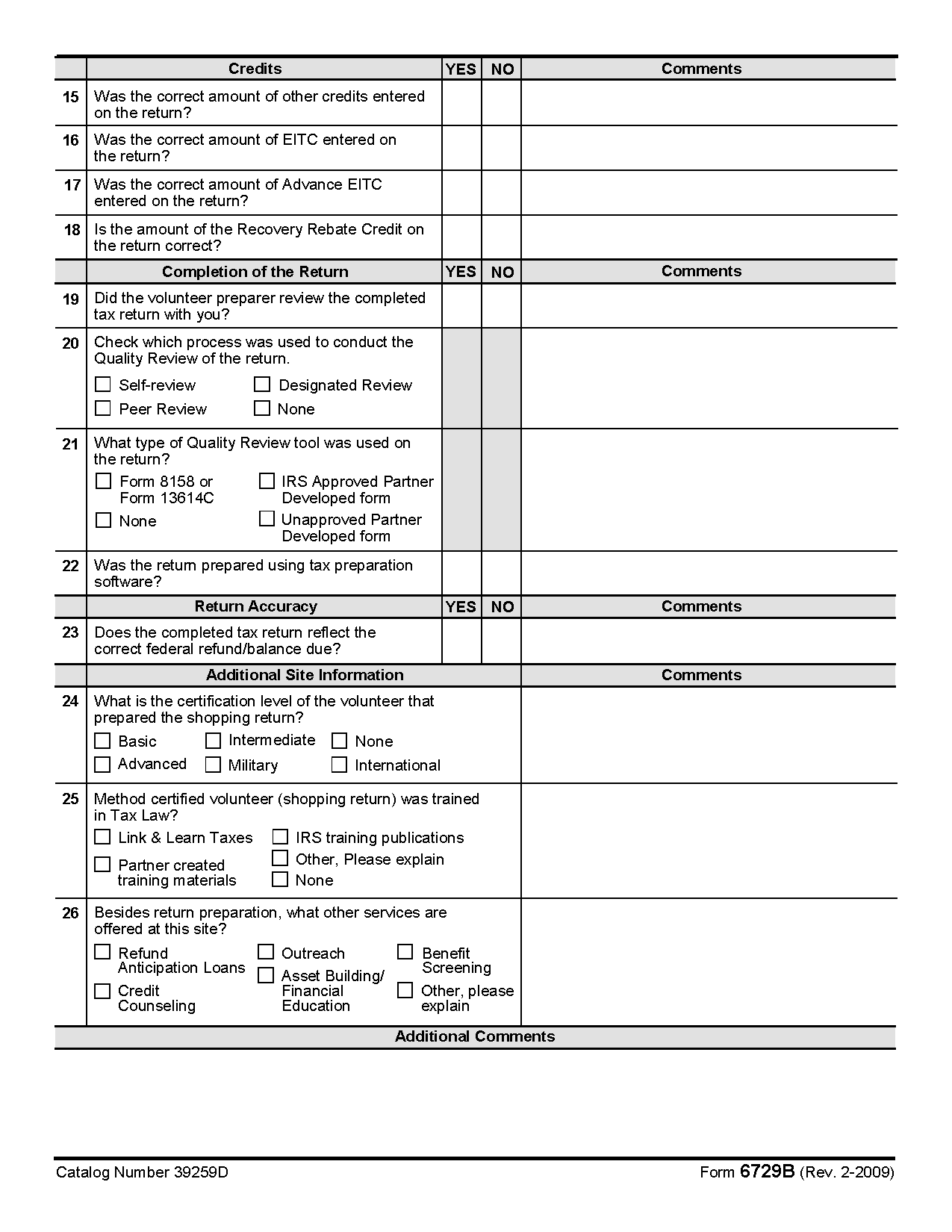 Tax Forms A Instructions