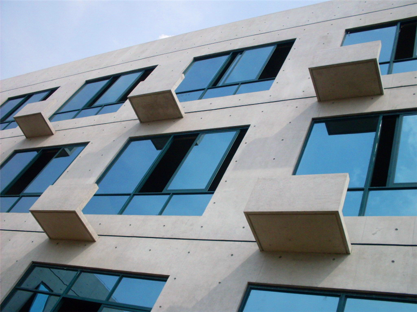 Fair Faced As Cast Bare Concrete Finishing Zolo Formwork