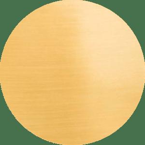 Acabado en oro satinado